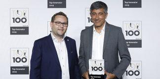 """Severin wurde als """"TOP 100"""" ausgezeichnet"""