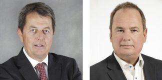 Holger Terstiege (links), Michael Rolle - Fotos: Fakir Hausgeräte