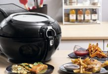 Tefal Actifry Fritteuse. Foto: Tefal/Groupe SEB