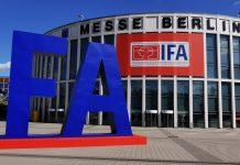 IFA Eingang Süd der Messe Berlin. Foto: Messe Berlin