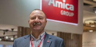 Zbigniew Platek, Geschäftsführer bei Amica International GmbH. Foto: Amica - Foto: Amica