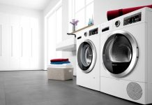 Bosch Waschmaschine und Trockner smart. Foto: Bosch
