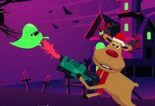 Assona Rudi Laserkanone zu Halloween. Foto: assona
