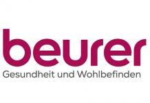 Beurer Logo mit Claim