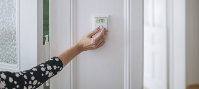 Heizungsthermostat einstellen im Bosch Smart Home