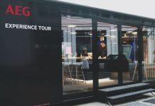 AEG Experience Tour, AEG Cube. Foto: AEG