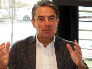 Roland Hagenbucher, Geschäftsführer Siemens-Electrogeräte GmbH