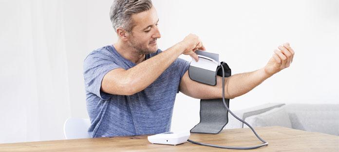 Beurer BM 51 Blutdruckgerät. Foto: Beurer