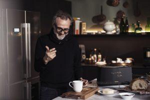 Grundig Massimo Bottura Kollektion Toaster TA 8680. Foto: Grundig Intermedia