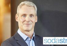 Sodastream-Koppelmann General Manager DACH. Foto: Oliver Roesler
