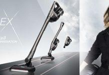 Miele Triflex HX1 Kampagne mit Fliegerin Lemordant. Foto: Miele