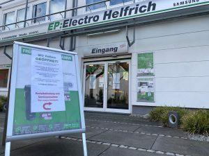 EP: Helfrich Service