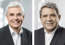 Karl Trautmann (links) und Friedrich Sobol (rechts) Foto: Electronic Partner