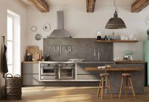 Smeg Küchenausstattung