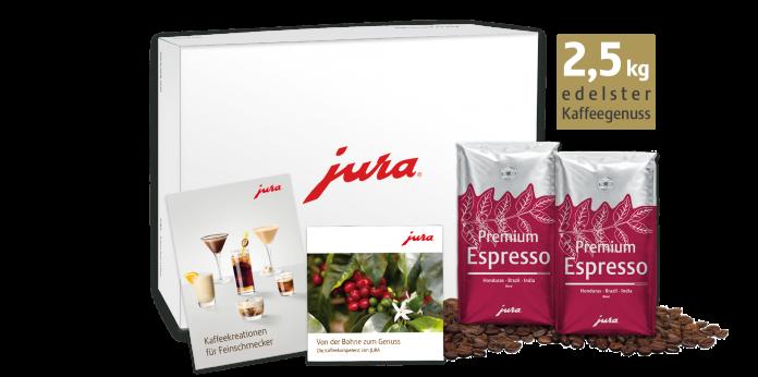 JURA_Genusspaket_2020. Foto: Jura