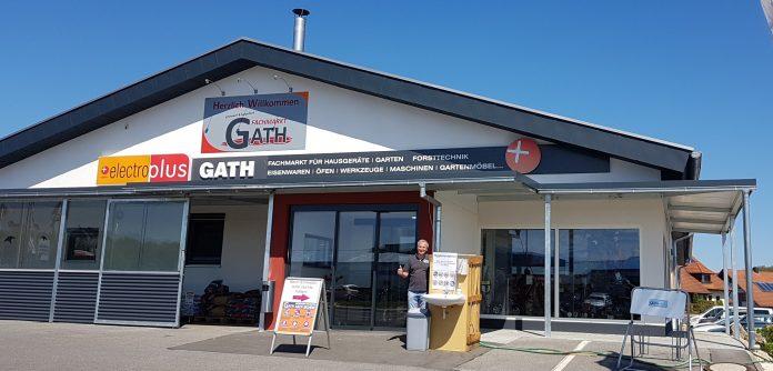 Electroplus Gath von Christian Gath. Foto: EK Servicegroup