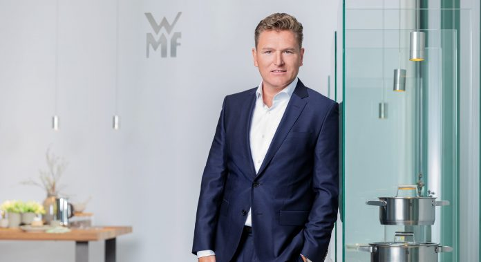 Kilian Manninger, Präsident WMF Groupe. Foto: WMF
