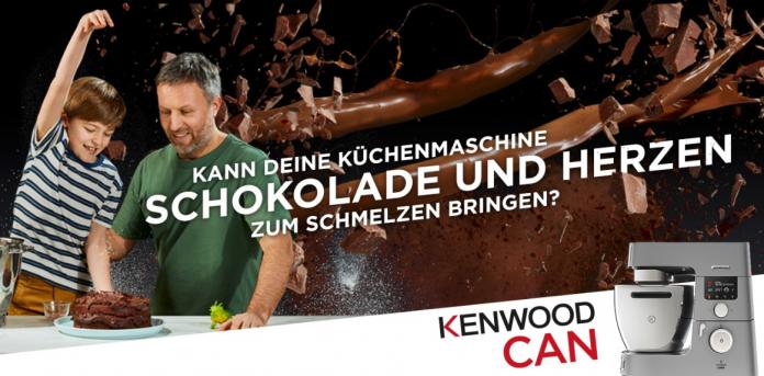 Kenwood Kampagne KenwoodCan. Foto: Kenwood