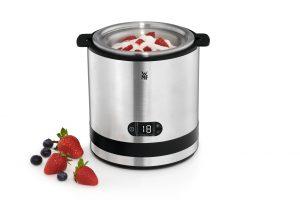WMF Küchenminis Eismaschine 3in1. WMF Küchenminis Eismaschine 3in1. Foto: WMF