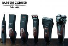 Barbers Corner Range 2020. Foto: Beurer