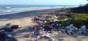 Plastik am Strand. Foto: Signify