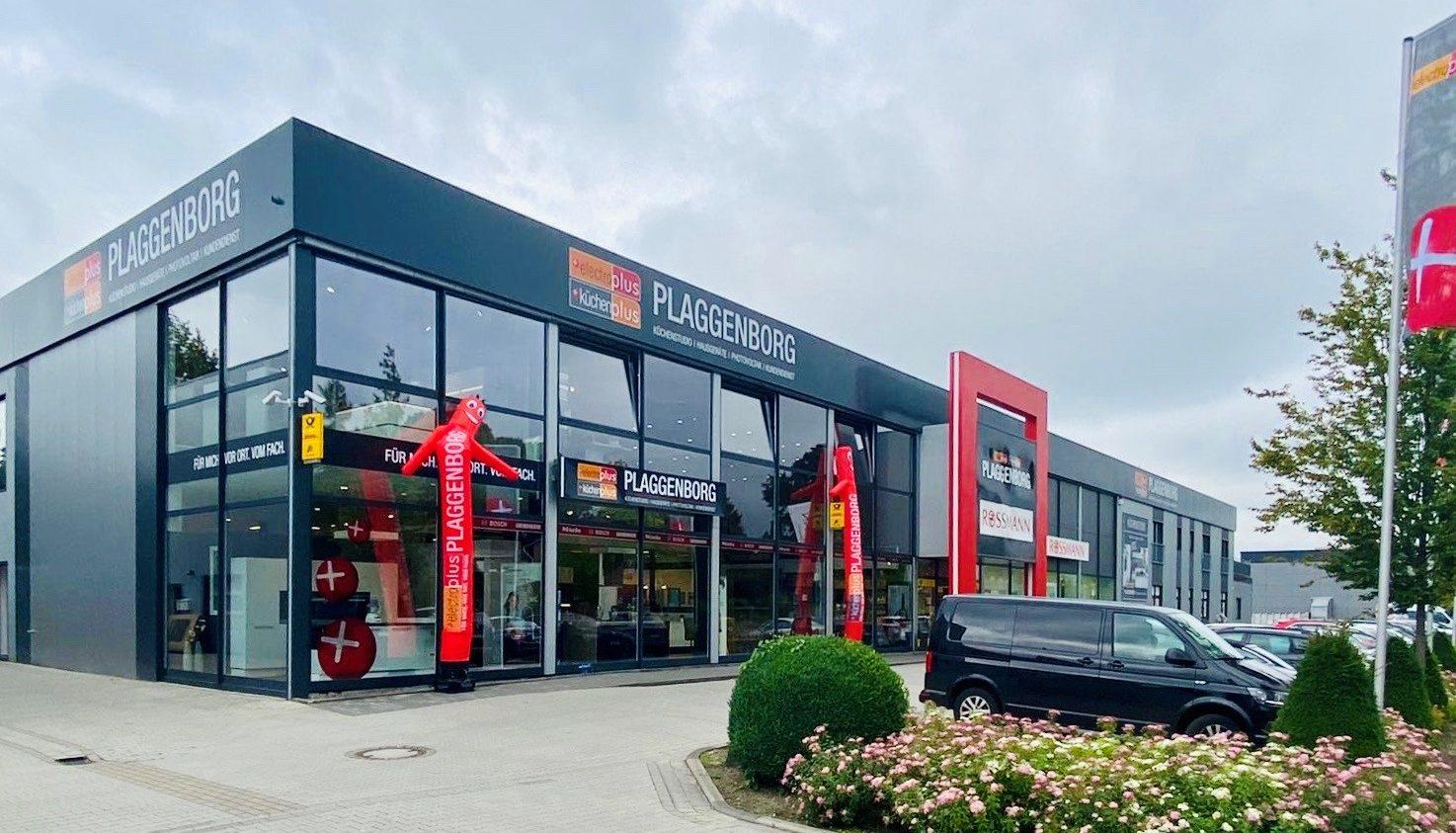 electroplus Plaggenborg Fassade. Foto: EK Servicegroup