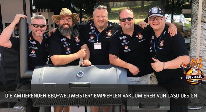 BBQ-Wiesel. Foto: Caso