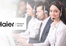 Haier Premium Service. Foto: Haier
