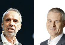 Hans-Joachim Kamp und Kai Hillebrandt