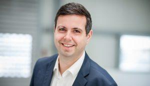 Marcel Kühn, Geschäftsleitung Marketing und Vertrieb bei Amica International GmbH. Foto: Amica