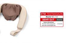 Beurer 4D Nacken-MassagegerätMG 153. Foto: Beurer