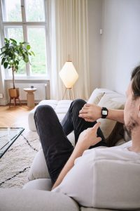 Bosch Smart Home mit der Apple Watch steuerbar. Foto: Bosch