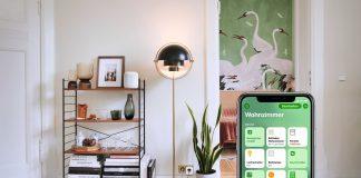 Bosch Smart Home und Apple Home Ki kooperieren. Foto: Bosch Smart Home