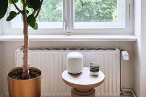 Bosch Smart Home ist mit dem Apple Homepod steuerbar. Foto: Bosch