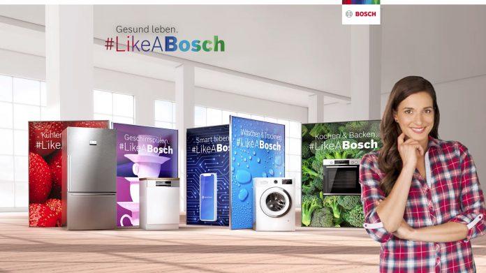 Bosch Launchplattform. Foto: Bosch