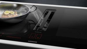 Design-Kochfelder. Foto: Siemens
