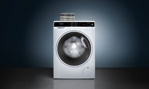 iQ500 Waschtrockner von Siemens. Foto: Siemens