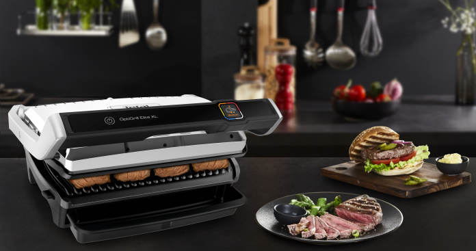 Tefal Digital GC760D12 Optigrill XL. Foto: Tefal