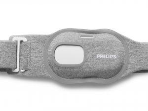 Philips SmartSleep Snoring Relief Band Produktbild. Foto: Philips