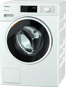 Miele-Waschmaschine WWD 320 WPS Sieger Stiftung Warentest. Foto: Miele