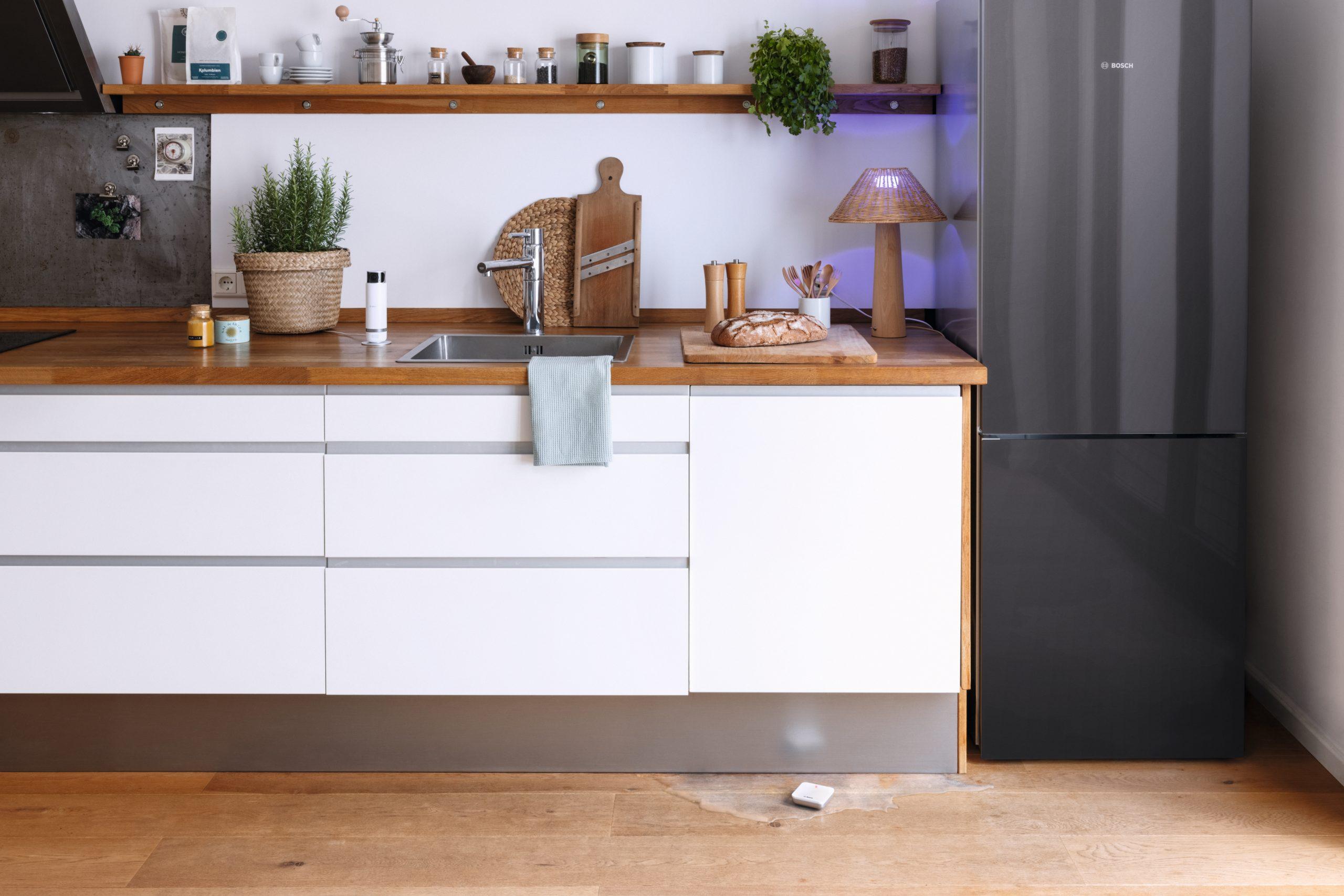 Bosch Smart Home Wasseralarm. Foto: Bosch Smart Home
