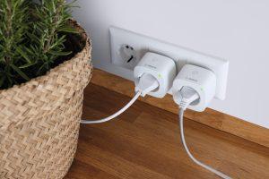 Bosch Smart Home Zwischenstecker Kompakt. Foto: Bosch