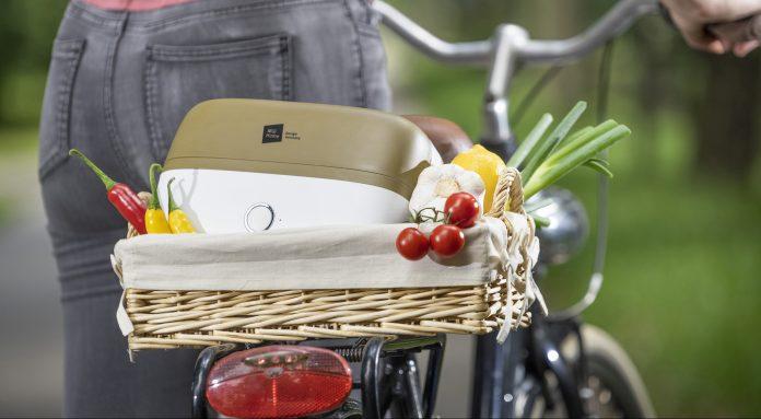 Mit der Cookingbox One von Miji wird jeder Ort zur Küche. Foto: Miji