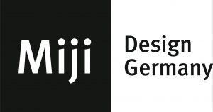 Logo Miji GmbH. Foto: Miji Deutschland