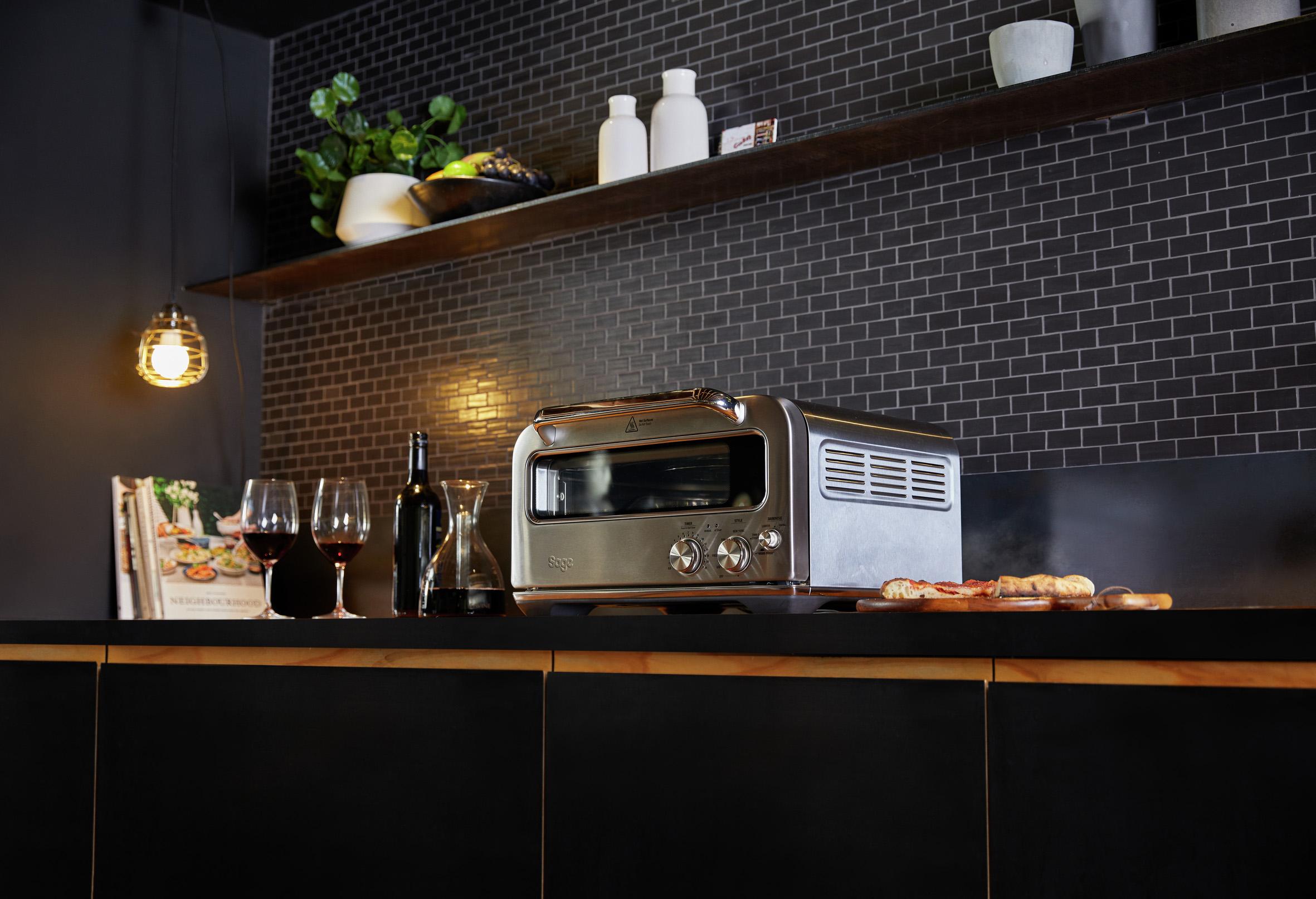 Sage the Smart Oven Pizzaiolo. Foto: Sage