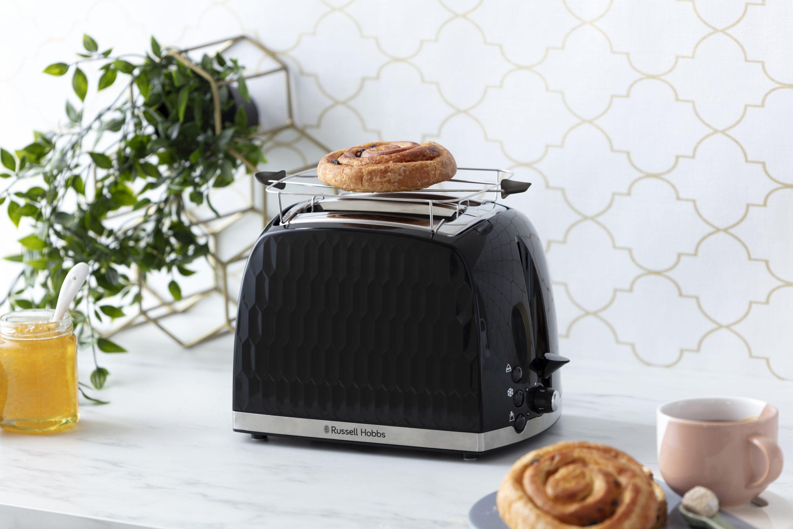 Russell Hobbs Honeycomb Toaster. Foto: Russell Hobbs