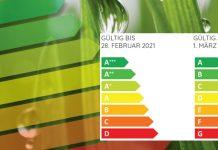 Bauknecht Neues Energielabel. Foto: Bauknecht