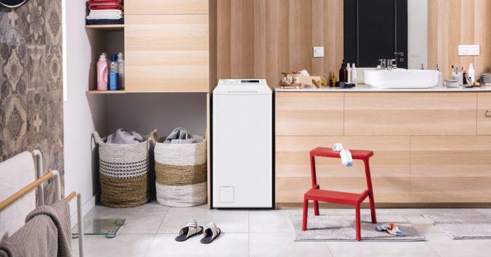 Amica besetzt erstmals das Segment Toplader-Waschmaschinen. Foto: Amica