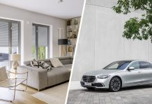 Bosch Smart Home x Mercedes Benz. Foto: Bosch Smart Home