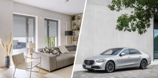 Bosch Smart Home x Mercedes Benz. Foto: Bosch Smart Home